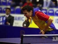 Adrian Crisan s-a calificat in sferturi de finala la tenis de masa la JO
