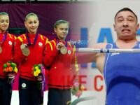 JO 2012. Romania a luat BRONZUL la gimnastica feminin, finala pe echipe si la haltere, 69 kg