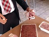 Carne stricata de pui si mici expirati. O fosta angajata cheama OPC-ul in localul in care a lucrat