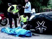 Motociclistul ucis intr-un accident cu masina lui Marica era angajat al Ambasadei SUA