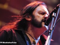 Motorhead si-a anulat toate concertele din vara. Lemmy Kilmister, solistul trupei este grav bolnav