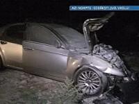 Vinerea neagra pe soselele din Romania. 7 raniti in Vaslui, 3 in Buzau si 1 in Bucuresti