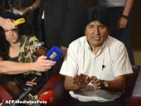 Presedintele Boliviei, Evo Morales, ii va oferi azil lui Edward Snowden, daca acesta il va solicita