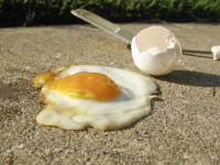 Sfaturi pentru americani. Care sunt cele mai mari greseli atunci cand prajesti un ou