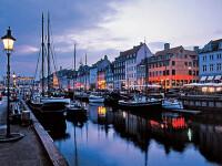 O zona din Copenhaga, evacuata din cauza unei masini suspecte.