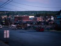 Numarul cadavrelor gasite dupa dezastrul din Quebec a ajuns la 35.Cautarile au loc in conditii grele