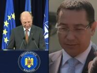 Basescu va rupe pactul de coabitare cu Ponta
