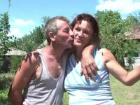 Barbatul care si-a mutilat tatal, dupa ce l-a prins in pat cu iubita lui, s-a impacat cu femeia