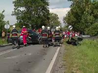 Accident mortal de circulatie la Baile Tusnad, in timpul vizitei premierului ungar in Romania