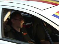 Victor Ponta, copilot onorific la raliul de la Sibiu. \