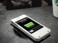 Cea mai noua miscare facuta de Starbucks: panourile care incarca telefoanele mobile