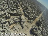 Dimensiunea distrugerilor din al treilea oras sirian ca marime: imagini apocaliptice din Homs