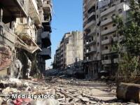 Reprezentantii ONU vor merge in 3 locuri din Siria sa afle daca s-a folosit armament chimic