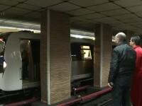 Un barbat a fost salvat la limita, dupa ce a vrut sa se sinucida la metrou. Le repeta insa doctorilor sa il lase sa moara