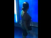 O femeie din Statele Unite a trecut prin sperietura vietii. Intalnirea