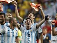 Campionatul Mondial de Fotbal 2014. Argentina a invins Belgia cu 1-0 si s-a calificat in semifinale. Cine a marcat golul
