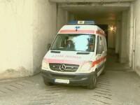 Incident grav la Tribunalul Bucuresti. Un barbat care urma sa apara in fata judecatorilor s-a automutilat