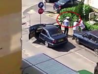 Un craiovean sta in inchisoare, acuzat ca a batut un politist. Imaginile care demonstreaza contrariul NU sunt luate ca proba