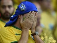 BRAZILIA - GERMANIA, 1-7. Nemtii se califica in finala CUPEI MONDIALE.