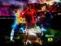 Secretul lui Cristiano Ronaldo, Messi si Neymar. Cum sunt