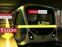 Noile vagoane de 100 mil. EURO, pentru care s-au taiat peroanele, au fost puse in circulatie. Cum au reactionat calatorii