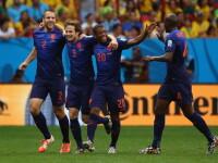 BRAZILIA - OLANDA, scor 0-3. Un nou cosmar pentru brazilieni. Olandezii castiga finala mica la Campionatul Mondial 2014