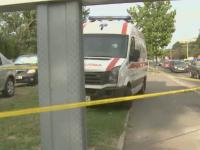 Un copil a ajuns la spital dupa ce a fost lovit de o salvare in Bucuresti. Accidentul a avut loc pe trecerea de pietoni