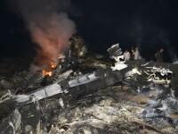 Cursa MH17 zbura cu 1.000 de metri mai jos decat era prevazut. Ordinul primit de la autoritatile ucrainene