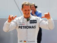 Michael Schumacher, ingrijit de 15 specialisti la resedinta sa din Gland. Casa, transformata intr-o adevarata clinica
