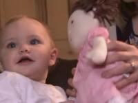 Bebelusii nu rad intamplator. Specialistii au aflat ce lucruri le starnesc interesul si ce vor sa ne
