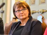 Sefa Consiliului National al Audiovizualului, Laura Georgescu, a fost audiata la DNA