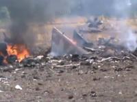 Kievul acuza Rusia dupa ce doua avioane de vanatoare ucrainene au fost doborate langa locul prabusirii MH17