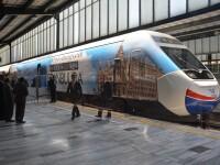 Turcia inaugureaza trenul de mare viteza care a costat-o 4,25 miliarde de dolari. Cat va dura drumul de la Ankara la Istanbul