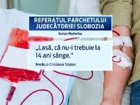 Cum ar fi instituit directoarea o selectie NENATURALA in Centrul de Transfuzii Slobozia.