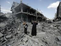 Razboi in Gaza. Cinci militari israelieni au fost ucisi luni in confruntarile cu Hamas