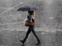 Toamna isi arata furia. Patru judete sunt sub cod galben de ploi si vant. Hidrologii au emis si ei doua coduri de inundatii
