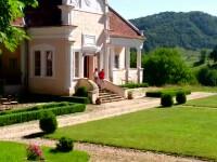 7 ani de munca si o investitie de 700.000 €, pentru ca ruina unor nobili maghiari din Malancrav sa-si recapete stralucirea