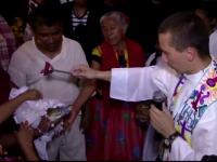 Primarul unui orasel din Mexic s-a casatorit cu o femela aligator. Motivul bizar pentru care a facut asta