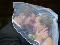 S-a casatorit cu fata visurilor sale, dar 19 zile mai tarziu ea a fost la un pas de moarte. Gestul emotionant al mirelui:FOTO
