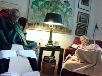 Au murit unul in bratele celuilalt, la cateva ore distanta, dupa 75 de ani de casatorie. \