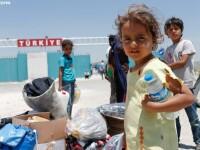 Numarul refugiatilor sirieni a depasit 4 milioane.