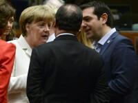 Criza in Grecia. Membrii Eurogrupului se intalnesc vineri pentru a aproba imprumutul de 85 de miliarde de euro