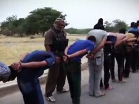 70 de persoane, executate miercuri noaptea de Statul Islamic. Ce s-a intamplat cu trupurile victimelor