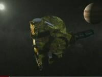 NASA publica pe Instagram prima imagine cu suprafata de pe Pluto. Fotografia asteptata de mai bine de 9 ani. FOTO
