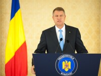 Presedintele Klaus Iohannis ajunge in New York, la summitul ONU: