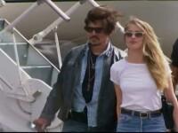 Clipul in care Johnny Depp sparge sticle si isi abuzeaza sotia, publicat de tabloidele americane: VIDEO