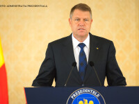 Klaus Iohannis s-a intalnit cu vicepremierul Gabriel Oprea. Joi, discutii decisive in Parlament despre noul COD FISCAL
