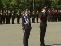 Absolventii Academiei de Politie si-au luat in primire locurile de munca. Ce ii asteapta pe Dan si Andreea, sefi de promotie