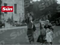 Ancheta la Buckingham dupa publicarea filmului in care viitoarea regina Elisabeta a II-a face salutul nazist