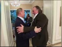 Gerard Depardieu este pe